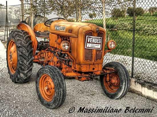 Vendesi trattore - Cingoli (3368 clic)