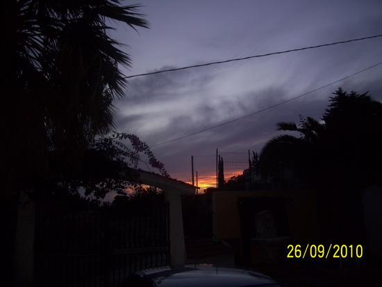 Foto tramonto - Ribera (2798 clic)