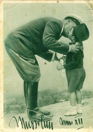 Trattasi di una cartolina Antichissima all'epoca del Fascismo - Ribera (3178 clic)