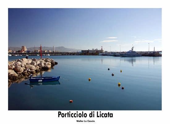 Porticciolo di Licata (7454 clic)