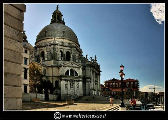 Chiesa  Maria SS della Salute - Venezia (2432 clic)