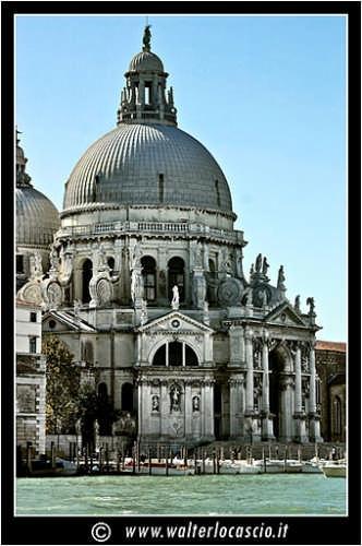 Chiesa  Maria SS della Salute - Venezia (2250 clic)