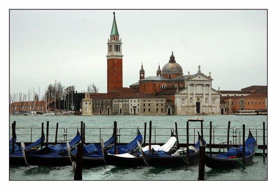 Isola di San Giorgio Maggiore - Venezia (2346 clic)