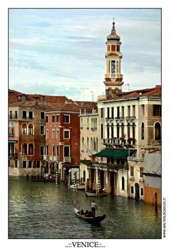 Canal Grande - Venezia (2391 clic)