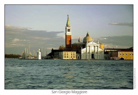 Isola di San Giorgio Maggiore - Venezia (5221 clic)