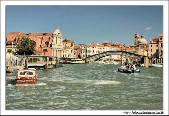 Canal Grande - Venezia (1796 clic)