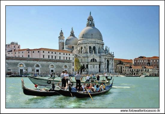 Chiesa  Maria SS della Salute - Venezia (3587 clic)