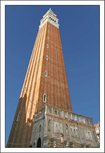 Campanile di Venezia (2045 clic)