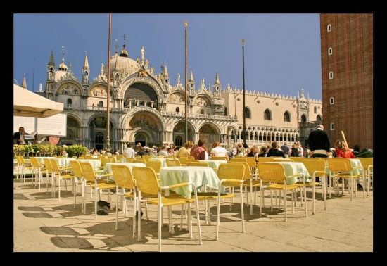 Piazza San Marco  - Venezia (2215 clic)