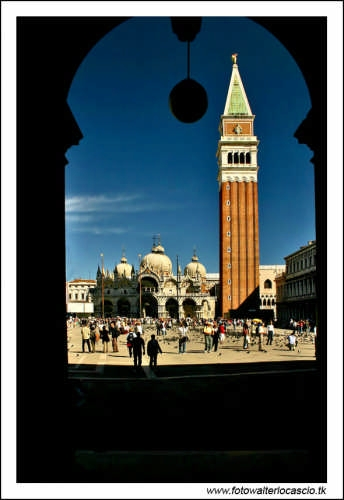 Piazza San Marco - Venezia (2383 clic)