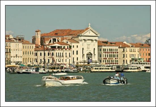 Canal Grande - Venezia (1939 clic)