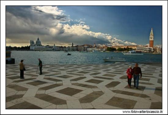 Isola di San Giorgio Maggiore - Venezia (29985 clic)