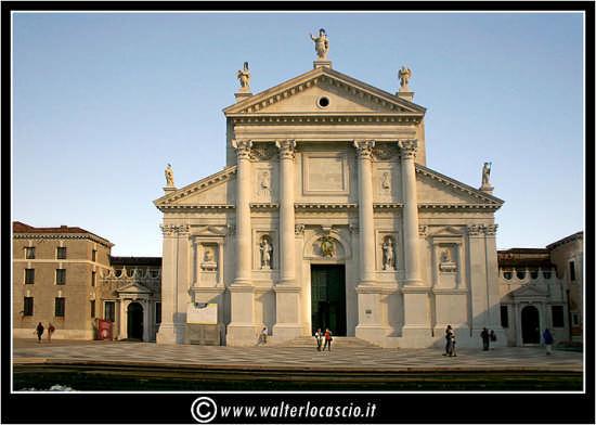 San Giorgio Maggiore - Venezia (2062 clic)