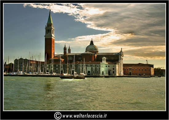 San Giorgio Maggiore - Venezia (2797 clic)