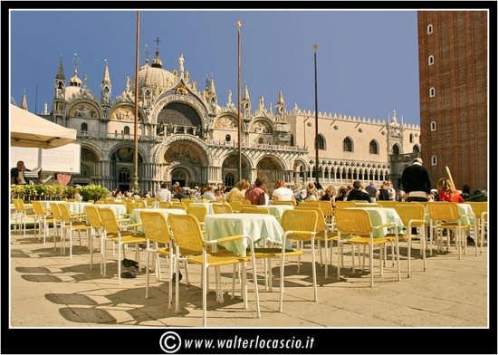 Piazza San Marco - Venezia (2957 clic)