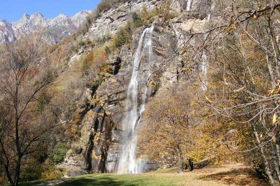 Cascata dell'Acqua Fraggia  - Piuro (2770 clic)