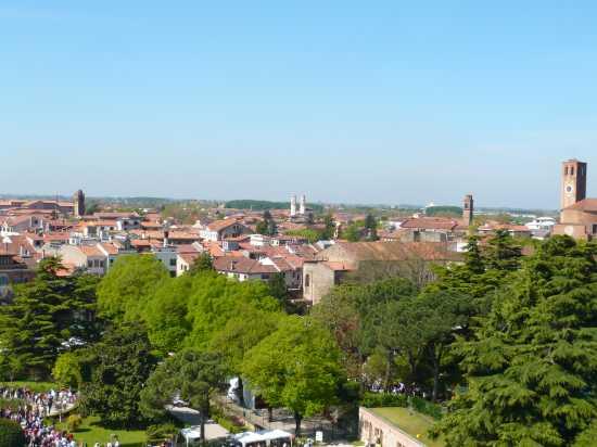ESTE(Padova) veduta dei campanili (2495 clic)