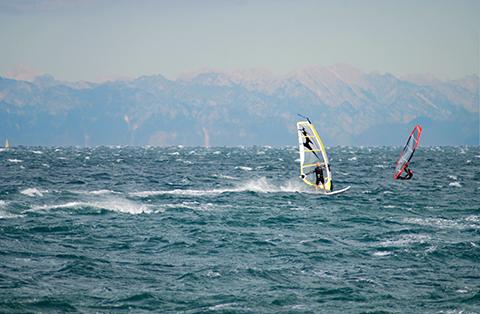 La bora - Trieste (4124 clic)