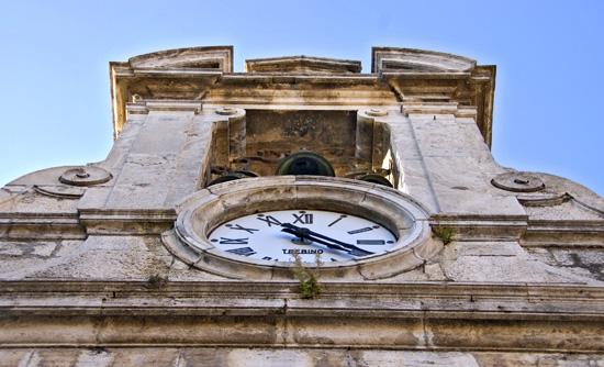 Il campanile - Sutri (2037 clic)