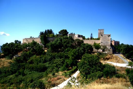 Castello di Lombardia - Enna (1263 clic)