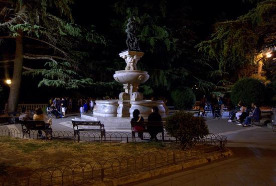 Fontana Belvedere - Enna (1826 clic)