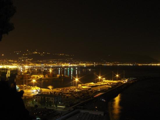 Notturno al Porto - Salerno (7054 clic)