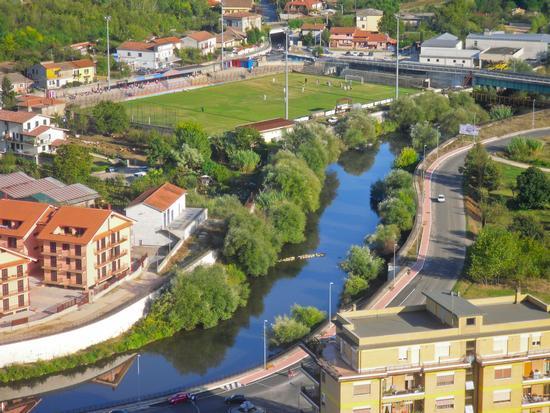Il fiume Sacco attraversa Ceccano (2233 clic)
