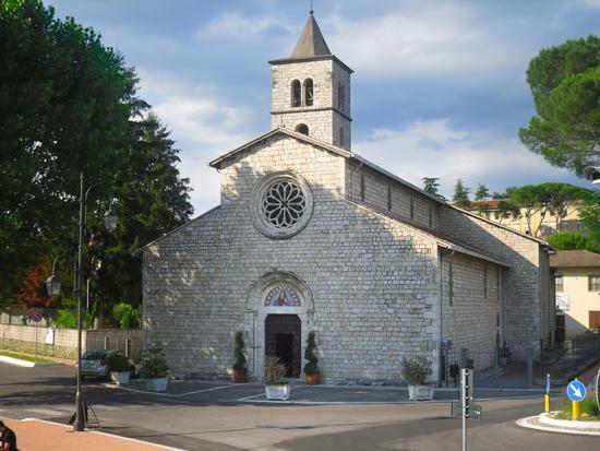 Chiesa di Santa Maria a Fiume - Ceccano (2500 clic)