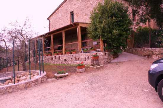 VERANDA IL GIARDINO - Monteriggioni (2389 clic)