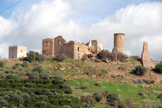 Castello Poggio Diana - Ribera (4212 clic)