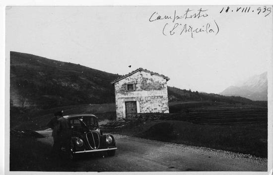 Foto scattata a Campotosto (L'Aquila) (2805 clic)