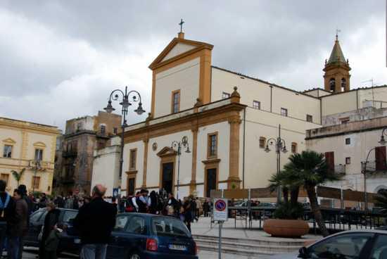 Chiesa Madre - Ribera (4223 clic)