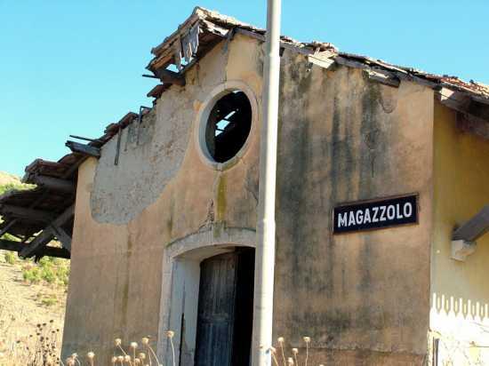 Casello ex ferrovia - Ribera (3555 clic)