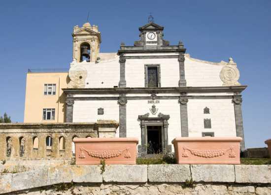 Basilica di San Calogero - Sciacca (3346 clic)