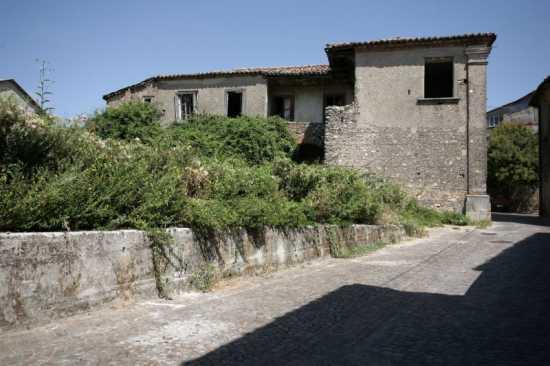 Vecchio Municipio - Simbario (2124 clic)