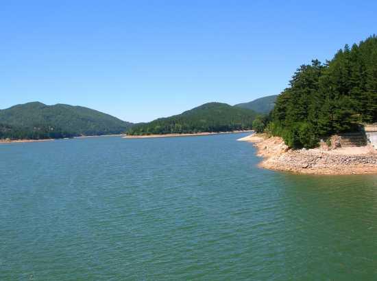 Lago Ampollino - Cotronei (2334 clic)