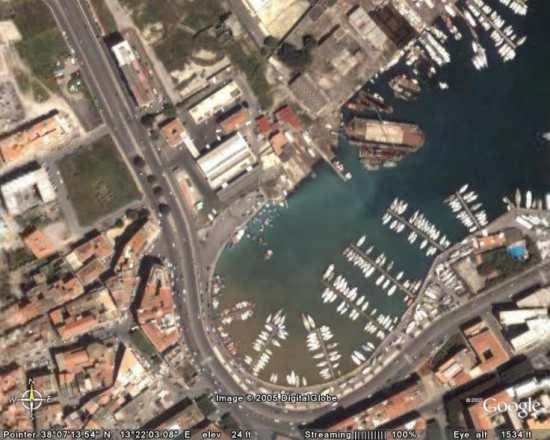 La  Cala  Porta Carbone - Palermo (5714 clic)