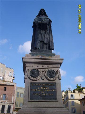 Giordano Bruno - ROMA - inserita il 07-Nov-09