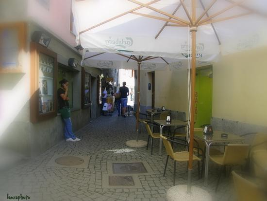 Pausa pranzo fuori da traffico - Courmayeur (3750 clic)