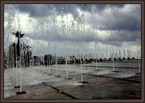 Fontana  (passeggiata a mare) - Chiavari (4088 clic)