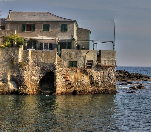 Genova  Boccadasse (5829 clic)