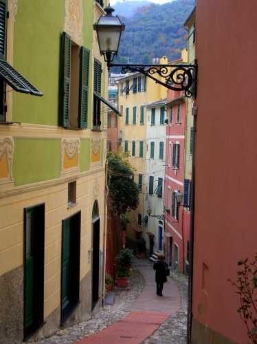 Carruggio a Sori (4440 clic)