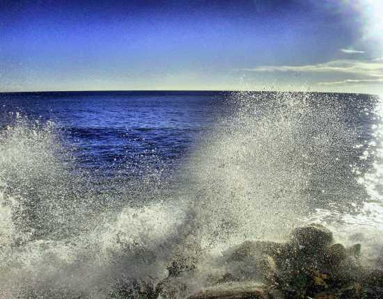 Mareggiata - Sori (3701 clic)
