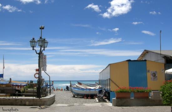 Spiaggia - Sori (3523 clic)