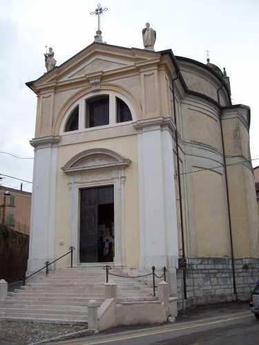 Cavalcaselle(VR)-Chiesa parrocchiale (1983 clic)
