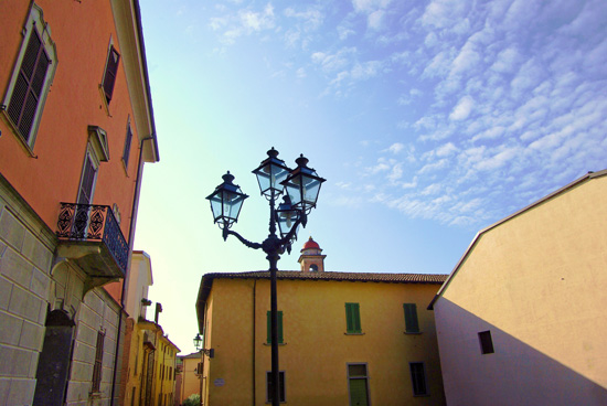 Piazza Quarto Stato - Volpedo (2563 clic)