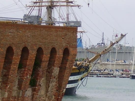 fortezza vecchia - Livorno (1835 clic)
