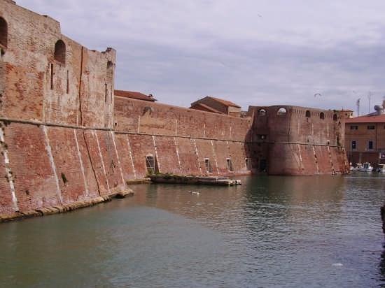 fortezza vecchia - Livorno (2039 clic)