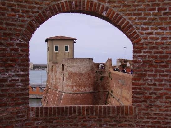 fortezza vecchia - Livorno (2968 clic)