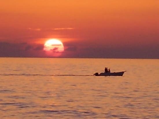 tramonto - Livorno (2570 clic)